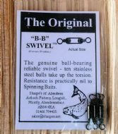 "Sharpe's ""Original"" BB Swivels"